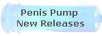 Penis Pump  New Releases